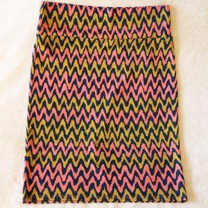 Spandex Pencil Skirt